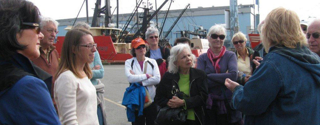 New Bedford Seaport Field trip